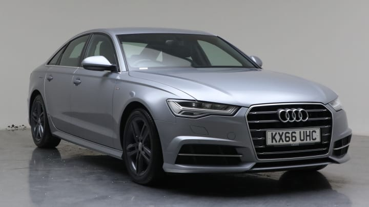 2016 Used Audi A6 Saloon 2L S line ultra TDI