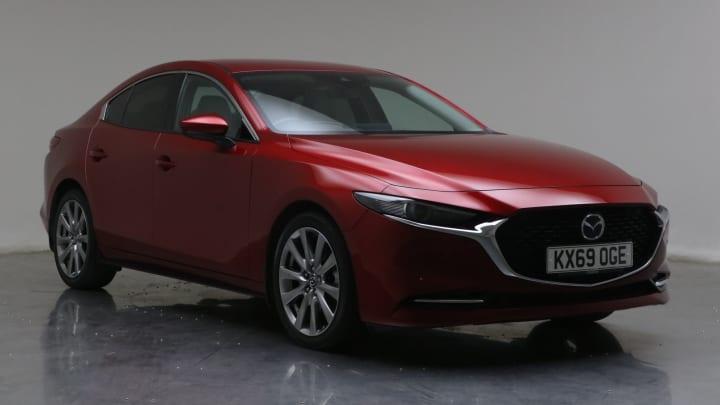 2019 Used Mazda Mazda3 2L GT Sport Tech SKYACTIV-X MHEV