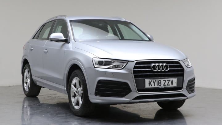 2018 Used Audi Q3 1.4L S line Edition TFSI