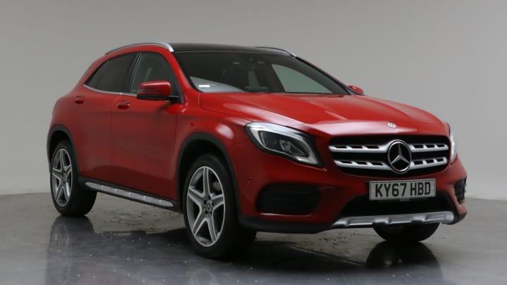2017 Used Mercedes-Benz GLA Class 2.1L AMG Line GLA220d