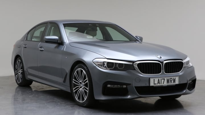 2017 Used BMW 5 Series 3L M Sport 530d
