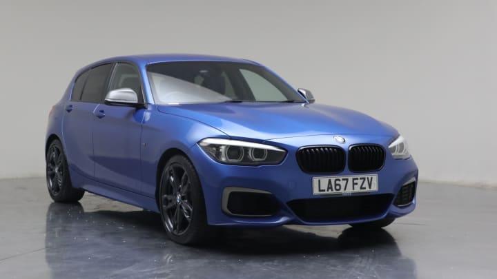 2018 Used BMW 1 Series 3L Shadow Edition M140i