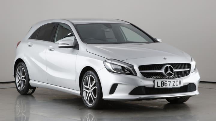 2018 Used Mercedes-Benz A Class 1.5L Sport Edition A180d