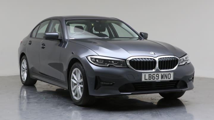 2019 Used BMW 3 Series 2L SE Pro 330e