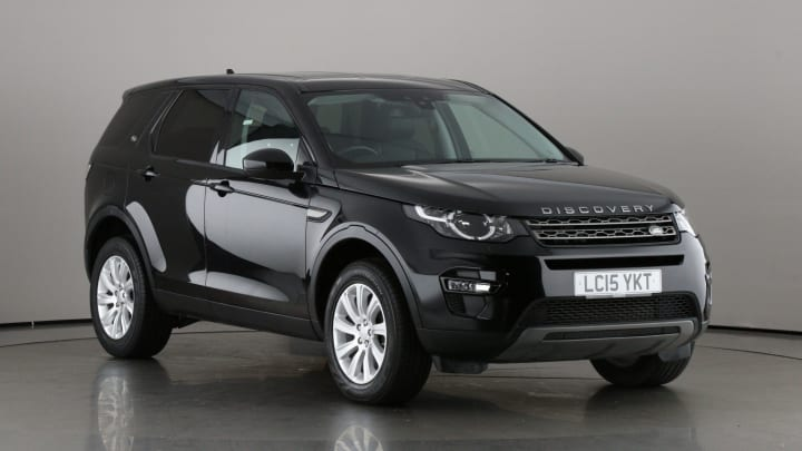 2015 Used Land Rover Discovery Sport 2.2L SE SD4