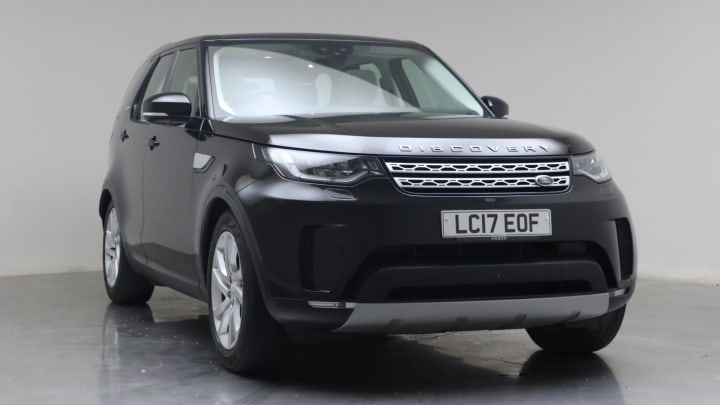 2017 Used Land Rover Discovery 3L HSE TD V6