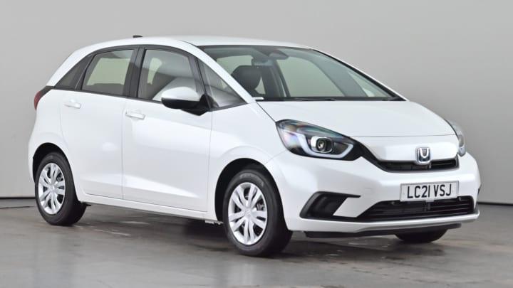 2021 Subscription Honda Jazz 1.5L SE h i-MMD