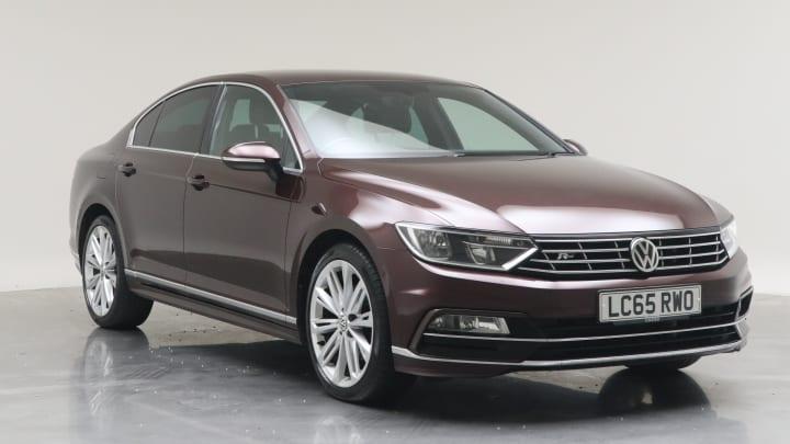 2016 Used Volkswagen Passat 2L R-Line BlueMotion Tech TDI