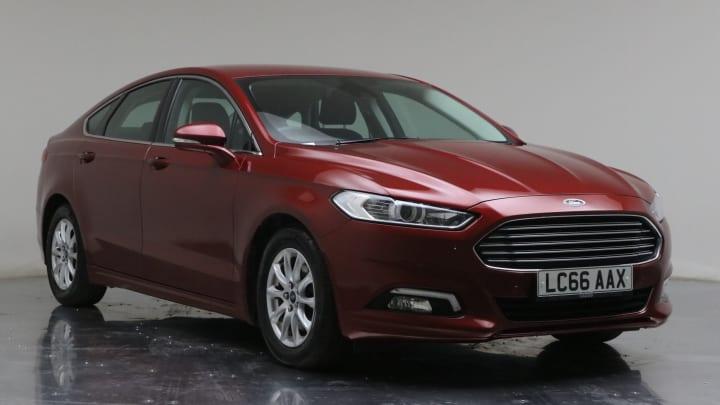 2016 Used Ford Mondeo 2L Titanium TDCi