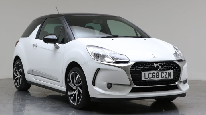 2019 Used DS DS 3 1.2L Connected Chic PureTech