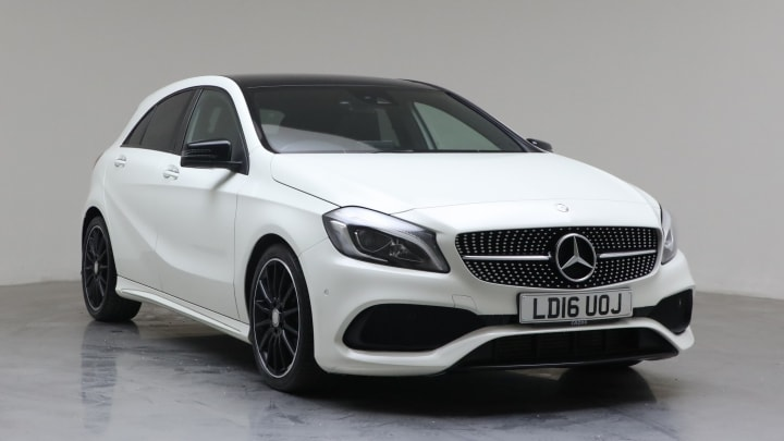 2016 Used Mercedes-Benz A Class 1.6L AMG Line A200