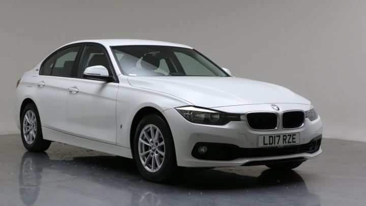 2017 Used BMW 3 Series 2L SE 330e