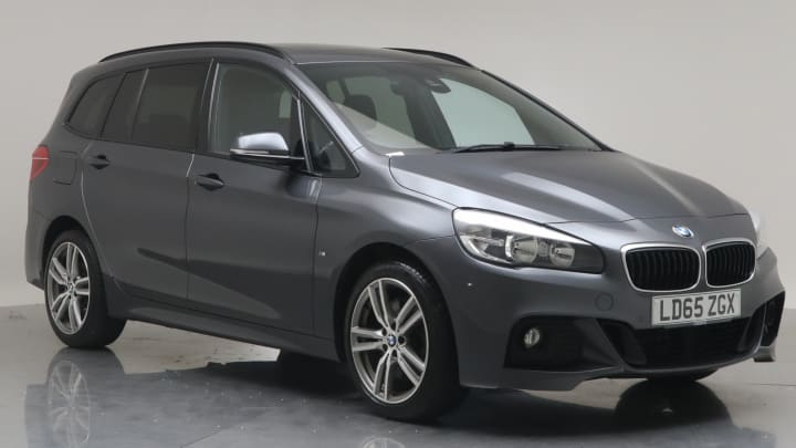 2015 Used BMW 2 Series Gran Tourer 2L M Sport 220i
