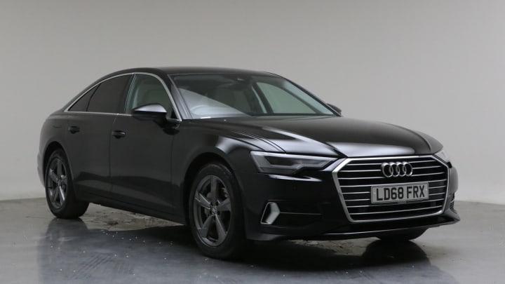 2018 used Audi A6 Saloon 2L Sport TDI