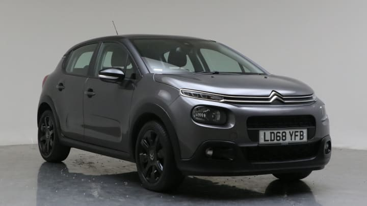 2018 Used Citroen C3 1.2L Feel Nav Edition PureTech