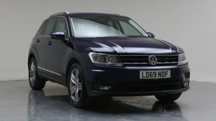 2019 Used Volkswagen Tiguan 1.5L Match TSI EVO