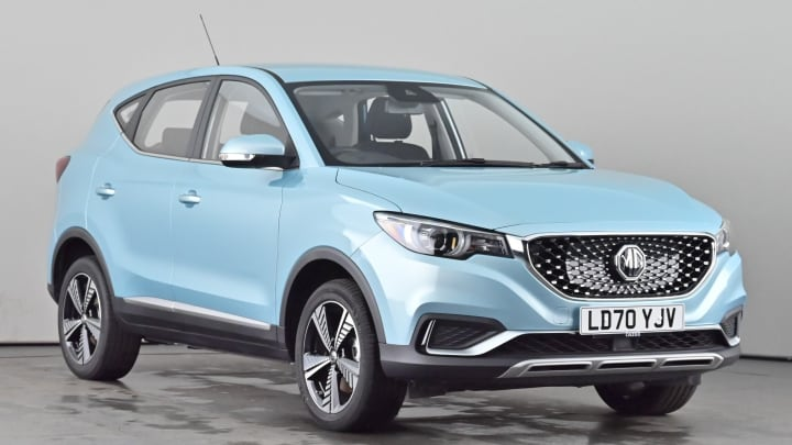2020 Subscription MG MG ZS Excite EV