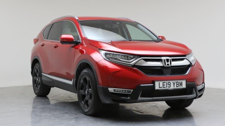 2019 Used Honda CR-V 1.5L SR VTEC Turbo