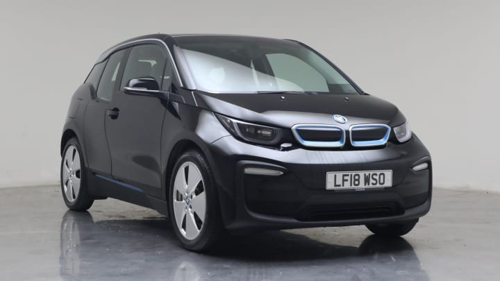 2018 used BMW i3 33.2kWh
