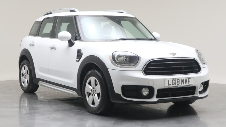 2018 Used Mini Countryman 1.5L Cooper