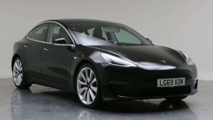 2019 Used Tesla Model 3 Performance