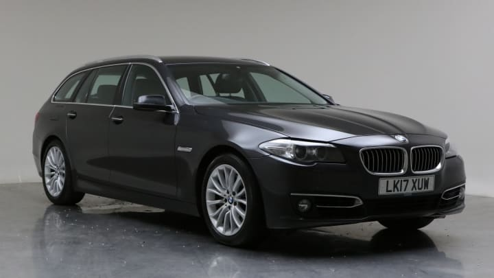 2017 Used BMW 5 Series 3L Luxury 530d