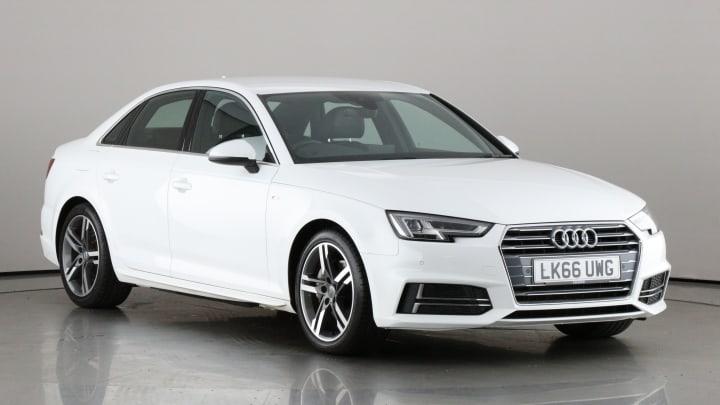 2016 Used Audi A4 2L S line ultra TDI
