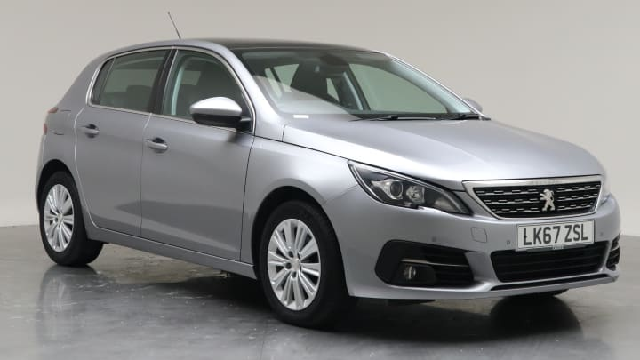 2017 Used Peugeot 308 1.6L Allure BlueHDi