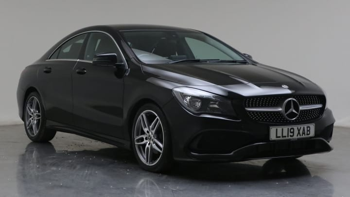 2019 Used Mercedes-Benz CLA Class 1.6L AMG Line Edition CLA180