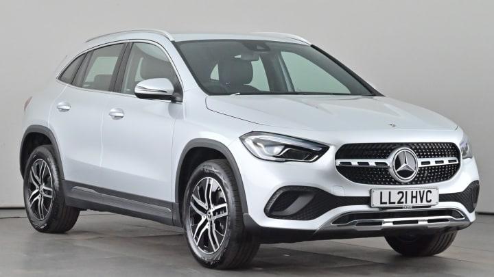 2021 Subscription Mercedes-Benz GLA Class 1.3L Sport GLA200