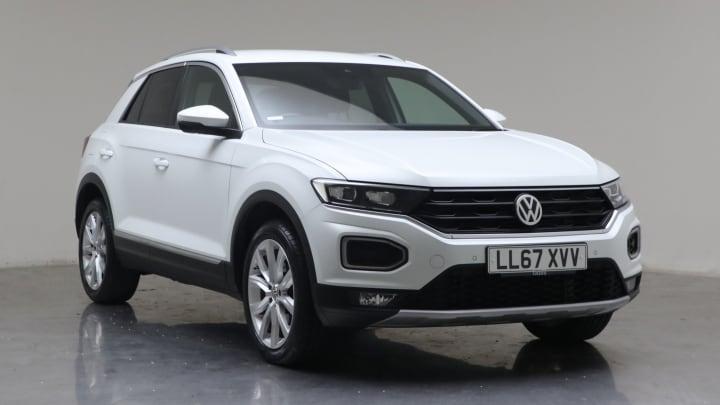 2018 used Volkswagen T-Roc 2L SEL TSI