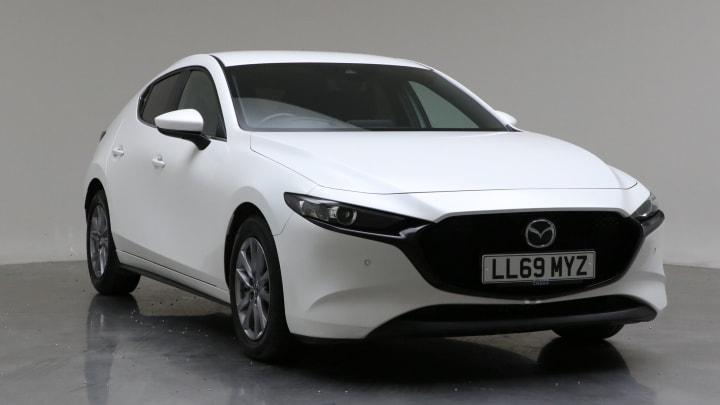 2019 Used Mazda Mazda3 2L SE-L Lux SKYACTIV-G MHEV