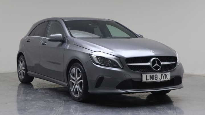 2018 Used Mercedes-Benz A Class 1.6L Sport Edition A200