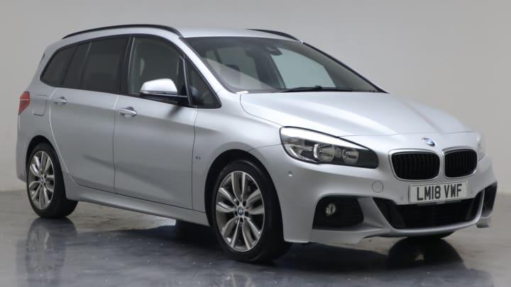 2018 Used BMW 2 Series Gran Tourer 2L M Sport 218d