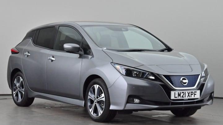 2021 subscription Nissan Leaf N-Connecta