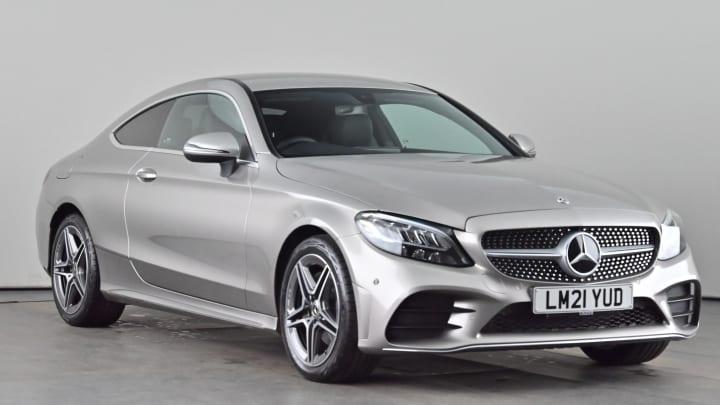 2021 Subscription Mercedes-Benz C Class 1.5L AMG Line Edition MHEV C200