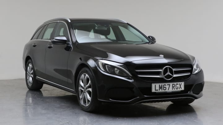 2017 Used Mercedes-Benz C Class 2.1L Sport C220d