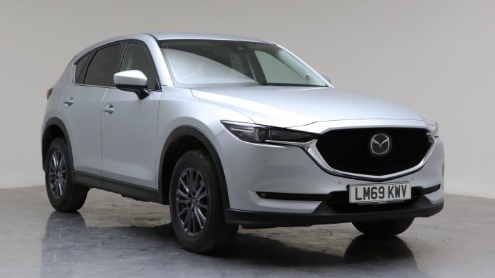 2019 Used Mazda CX-5 2L SE-L Nav+ SKYACTIV-G