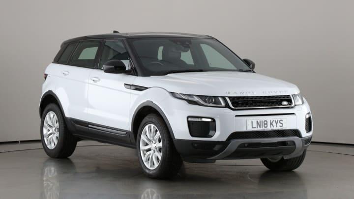 2018 Used Land Rover Range Rover Evoque 2L SE Tech TD4