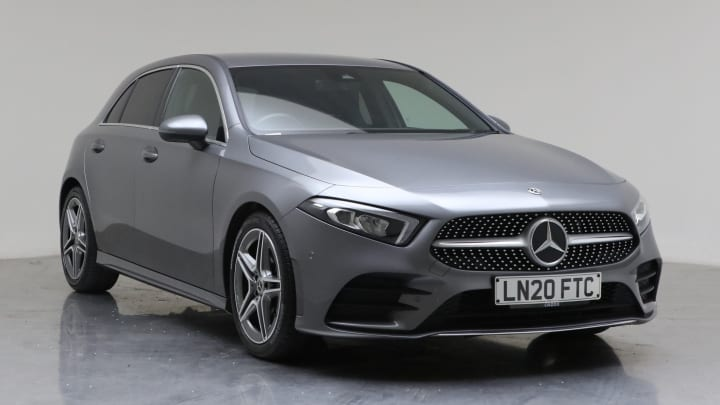 2020 Used Mercedes-Benz A Class 1.3L AMG Line A180