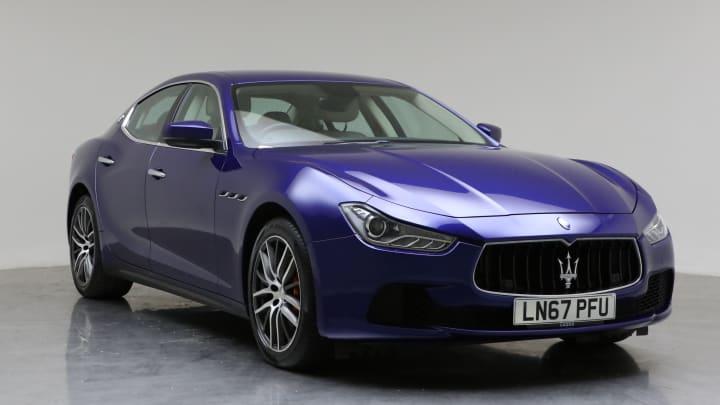 2018 Used Maserati Ghibli 3L D V6