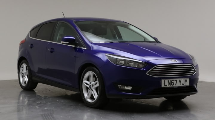 2017 Used Ford Focus 1.5L Zetec Edition TDCi