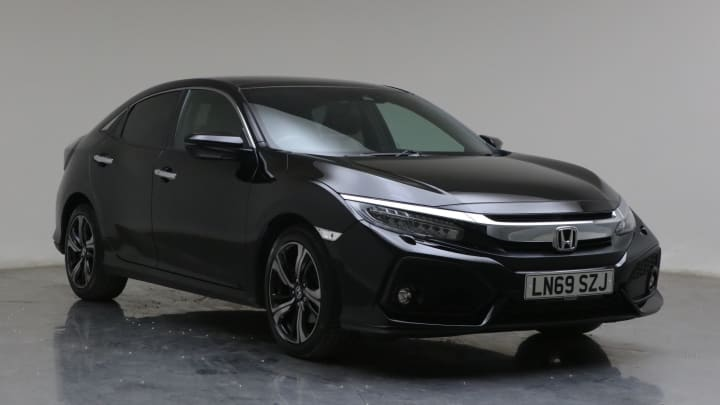 2019 used Honda Civic 1.5L Prestige VTEC Turbo