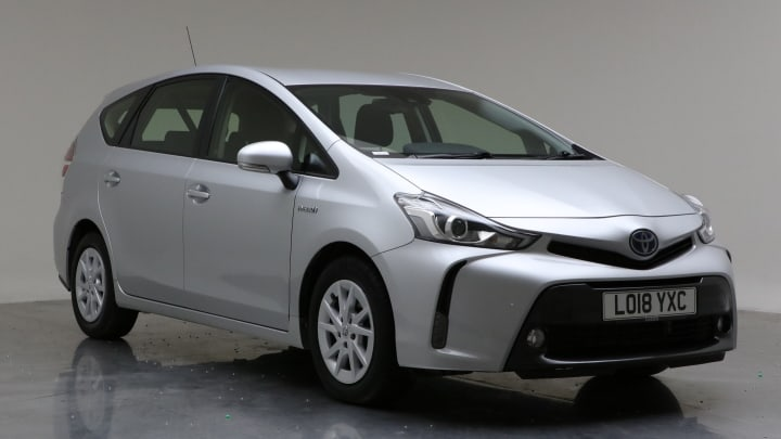 2018 Used Toyota Prius+ 1.8L Icon VVT-h