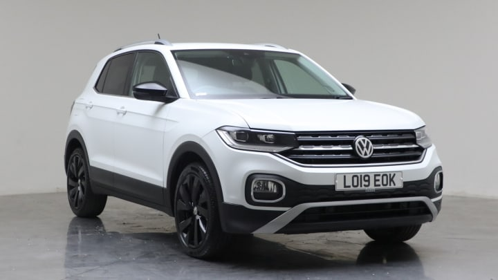 2019 Used Volkswagen T-Cross 1L First Edition TSI