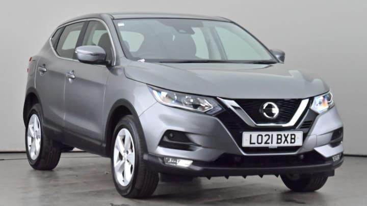 2021 Subscription Nissan Qashqai 1.3L Acenta Premium DIG-T