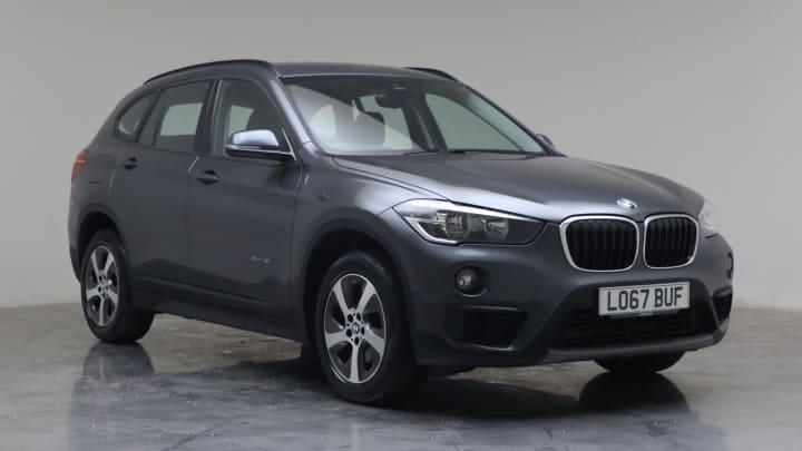 2018 Used BMW X1 1.5L SE 18i