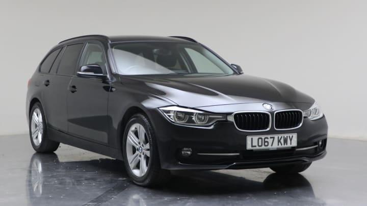 2018 Used BMW 3 Series 2L Sport 320d