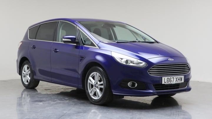 2018 Used Ford S-Max 1.5L Titanium EcoBoost T