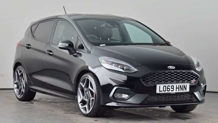 2019 Used Ford Fiesta 1.5L ST-3 EcoBoost T